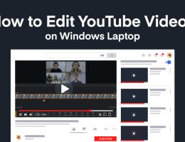 how to edit youtube videos on windows